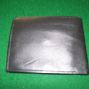 Accessories - Genuine Leather Bi-Fold Wallet W/ RFID
